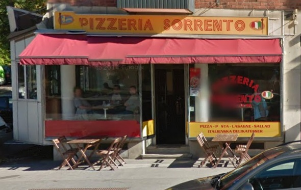 pizzeria västertorp centrum